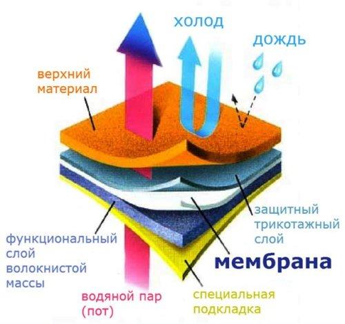 obuv-membrana