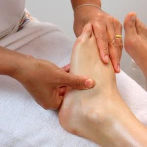 Как разработать голеностопный сустав болит сустав на пальце