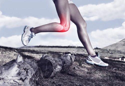 Боль в коленном суставе и отечность ноги