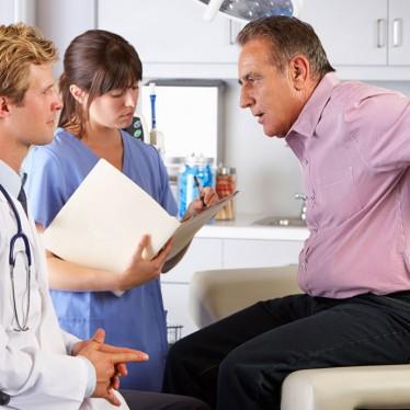 Причины и лечение боли в области таза у мужчин