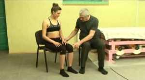 Гимнастика Гитта при артрозе суставов ног